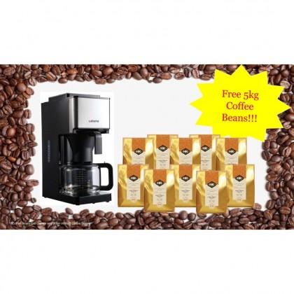 Brew Coffee Machine Set