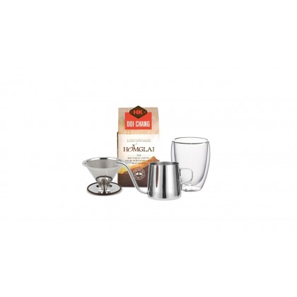 Drip Coffee Cup Set Bundle