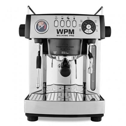 WPM KD-230 Espresso Machine+WPM ZD17-W Coffee Grinder