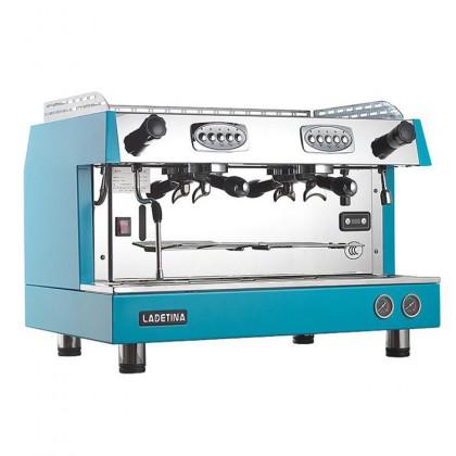 Ladetina DZ-2 Espresso Coffee Machine with GA-A80 64mm Coffee Grinder