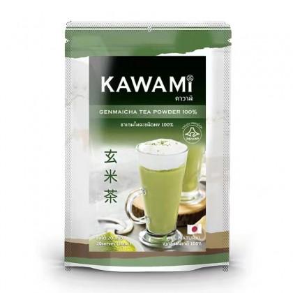 Kawami Japanese Genmaicha 100% Pure 100g