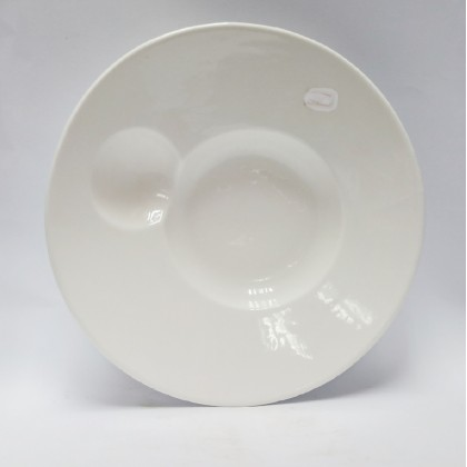 11.5inch Oval Plate - Soup Plate