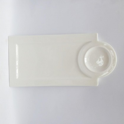 13inch Plate - Rectangle