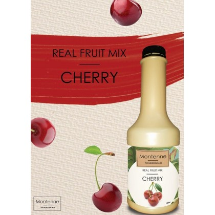 MONTENNE REAL FRUIT MIX CHERRY