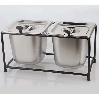 Stainless Steel Container Box 15cm