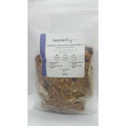 Honey Roasted Granola 500g