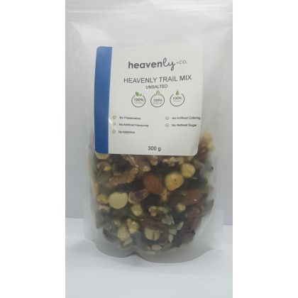 Unsalted Trail Mix 300g
