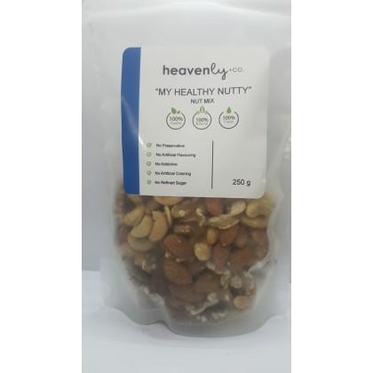 My Healthy Nutty Nut Mix 250g