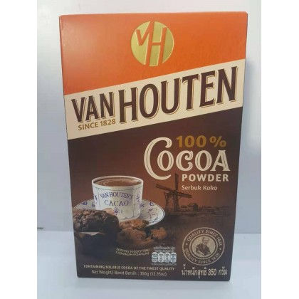 VanHouten 100% Cocoa Powder 350g